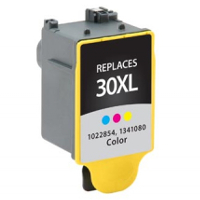 Kodak 1341080 / Kodak #30XL Color Replacement InkJet Cartridge