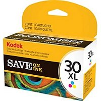 Kodak 1341080 ( Kodak #30XL Color ) InkJet Cartridge