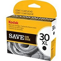 Kodak 1550532 ( Kodak #30XL Black ) InkJet Cartridge