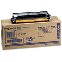 Konica Minolta 1710471-001 Black Laser Toner Cartridge