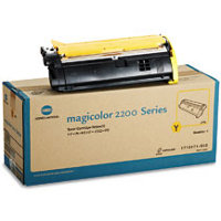 Konica Minolta 1710471-002 Yellow Laser Toner Cartridge