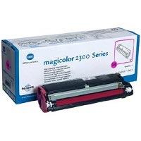 Konica Minolta 1710517-003 Magenta Standart Capacity Laser Toner Cartridge