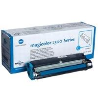 Konica Minolta 1710517-004 Cyan Standart Capacity Laser Toner Cartridge