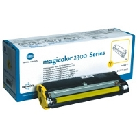 Konica Minolta 1710517-006 Yellow Laser Toner Cartridge - High Capacity