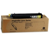 Konica Minolta 1710530-002 Yellow Laser Toner Cartridge