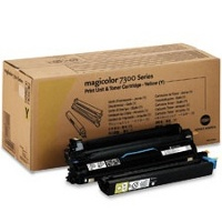 Konica Minolta 1710532-002 Laser Toner Print Unit / Toner Kit