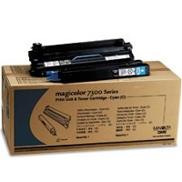 Konica Minolta 1710532-004 Laser Toner Print Unit / Toner Kit