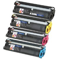 Konica Minolta 1710587-004 / 1710587-005 / 1710587-006 / 1710587-007 Compatible Laser Toner Cartridge MultiPack