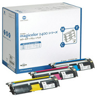 Konica Minolta 1710595-002 Laser Toner Value Kit