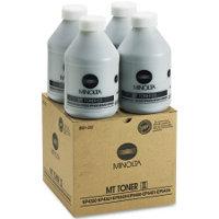 Konica Minolta 8931-202 Black Laser Toner Bottles