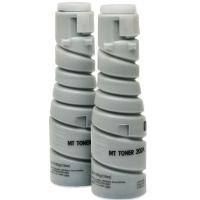 Konica Minolta 8935-302 Compatible Laser Toner Bottles (2/Pack)