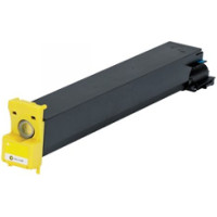 Compatible Konica Minolta TN-312Y ( 8938-702 ) Yellow Laser Toner Cartridge