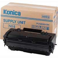 Konica Minolta 950704 Black Laser Toner Cartridge / Developer / Drum