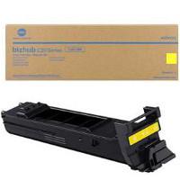 Konica Minolta A0DK233 / TN-318Y Laser Toner Cartridge