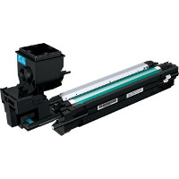 Compatible Konica Minolta A0WG0JF Cyan Laser Toner Cartridge