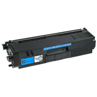 Service Shield Brother TN310C Cyan Replacement Laser Toner Cartridge by Clover Technologies