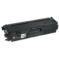 Service Shield Brother TN310K Black Replacement Laser Toner Cartridge by Clover Technologies