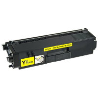Service Shield Brother TN310Y Yellow Replacement Laser Toner Cartridge by Clover Technologies