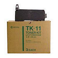 Kyocera Mita TK-11 ( TK11 ) Black Laser Toner Cartridge