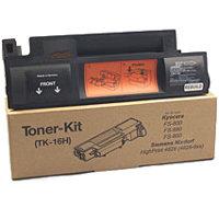 Kyocera Mita TK-16H ( TK-16H ) Black Laser Toner Cartridge