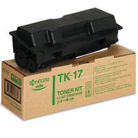 Kyocera Mita TK-17 ( TK17 ) Black Laser Toner Cartridge