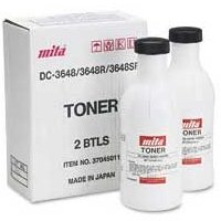 Kyocera Mita 37045011 Black Laser Toner Bottle