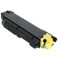 Compatible Kyocera Mita TK-5142Y ( 1T02NRAUS0 ) Yellow Laser Toner Cartridge