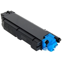 Compatible Kyocera Mita TK-5152C ( 1T02NSCUS0 ) Cyan Laser Toner Cartridge (Made in North America; TAA Compliant)