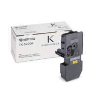 OEM Kyocera Mita TK-5222Y Yellow Laser Toner Cartridge