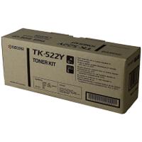 Kyocera Mita TK-522Y ( Kyocera Mita TK522Y ) Laser Toner Cartridge