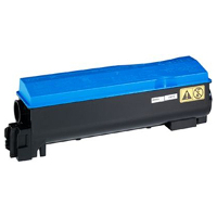 Compatible Kyocera Mita TK-542C ( 1T02HLCUS0 ) Cyan Laser Toner Cartridge (Made in North America; TAA Compliant)