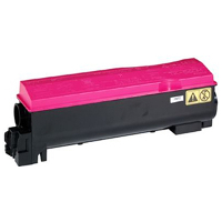 Compatible Kyocera Mita TK-542M ( 1T02HLBUS0 ) Magenta Laser Toner Cartridge (Made in North America; TAA Compliant)