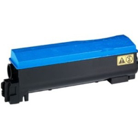 Compatible Kyocera Mita TK-582C ( 1T02KTCUS0 ) Cyan Laser Toner Cartridge (Made in North America; TAA Compliant)