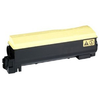 Compatible Kyocera Mita TK-582Y ( 1T02KTAUS0 ) Yellow Laser Toner Cartridge