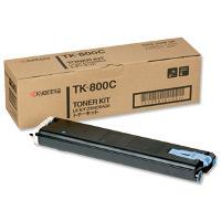 Kyocera Mita TK-800C ( Kyocera Mita TK800C ) Laser Toner Cartridge