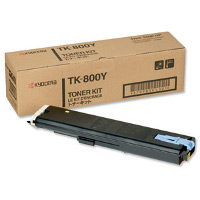 Kyocera Mita TK-800Y ( Kyocera Mita TK800Y ) Laser Toner Cartridge