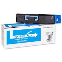 Kyocera Mita TK-882C ( Kyocera Mita 1T02KACUS0 ) Laser Toner Cartridge