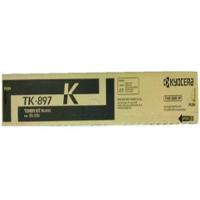 Kyocera Mita TK-897K ( Kyocera Mita 1T02K00US0 ) Laser Toner Cartridge