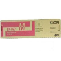 Kyocera Mita TK-897M ( Kyocera Mita 1T02K0BUS0 ) Laser Toner Cartridge