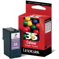 Lexmark 18C0035 InkJet Cartridge ( Lexmark #35 )