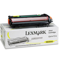 Lexmark 10E0042 Yellow Laser Toner Cartridge