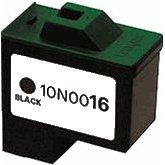 Lexmark 10N0016 ( Lexmark #16 ) Remanufactured InkJet Cartridge