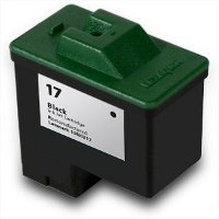 Lexmark 10N0217 ( Lexmark #17 ) Remanufactured InkJet Cartridge