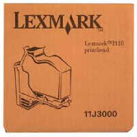 Lexmark 11J3000 Black Inkjet Cartridge