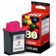 Lexmark 12A1980 ( Lexmark #80 ) Inkjet Cartridge