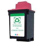 Lexmark 12A1980 ( Lexmark #80 ) Remanufactured Inkjet Cartridge