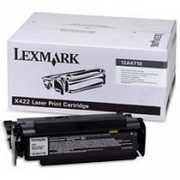 Lexmark 12A4710 Black Laser Toner Cartridge