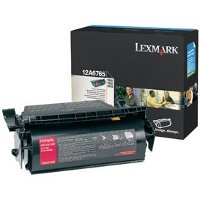 Lexmark 12A6765 Laser Toner Cartridge