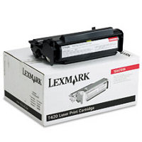 Lexmark 12A7315 Black High Yield Laser Toner Cartridge