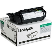 Lexmark 12A7365 Black Extra High Yield Print Laser Toner Cartridge